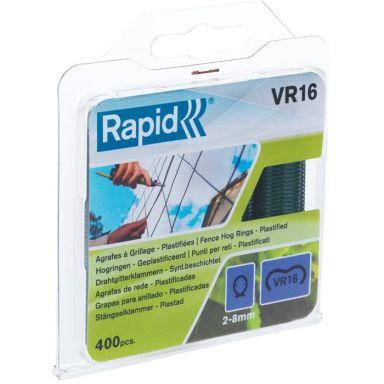 Rapid VR16 Rundklammer grønn