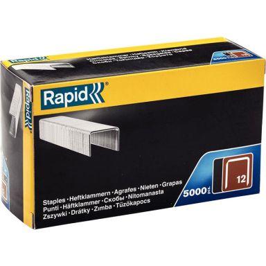Rapid Nr 12 Bredtrådsklammer