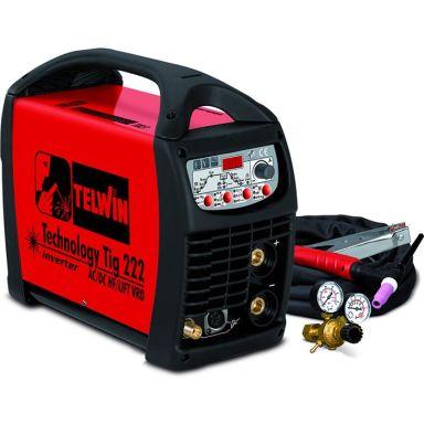 Telwin Technology Tig 222 AC/DC-HF/LIFT VRD Hitsauskone