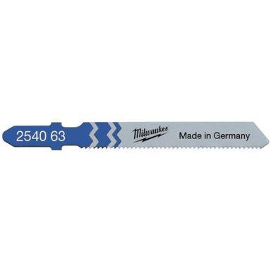 Milwaukee T118A Sticksågsblad 25-pack