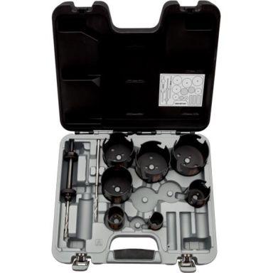 Bahco 3833-SET-204 Superior Hullsagsett