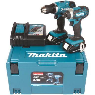 Makita DLX2141AJ Työkalupaketti