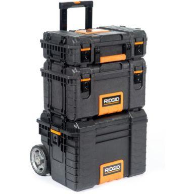 Ridgid 54358 Förvaringslåda med kärra, 3 delar