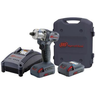 Ingersoll Rand W5150EU-K2 Muttertrekker med 1,5Ah-batterier og lader