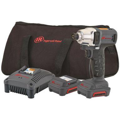 Ingersoll Rand W1110EU-K Mutterdragare med 2,0Ah batterier och laddare