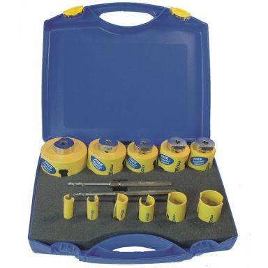 Pro-fit 35109081683 Hålsågsats 13 delar