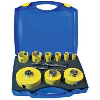 Pro-fit 351090819114 Hålsågsats 11 delar