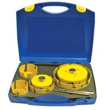Pro-fit 351090886210 Hålsågsats 8 delar