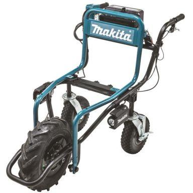 Makita DCU180Z Skottkärra utan batterier och laddare