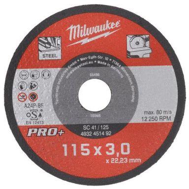 Milwaukee SCS 41 PRO+ Kappskive