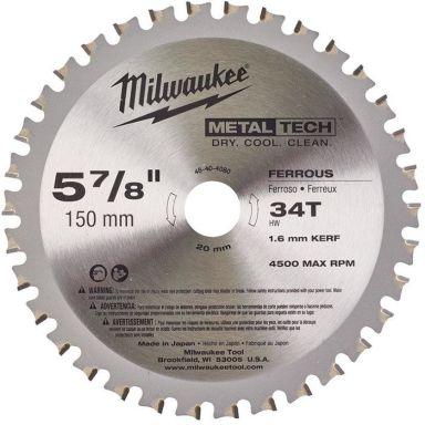Milwaukee 48404080 Sahanterä 150x20mm, 34T