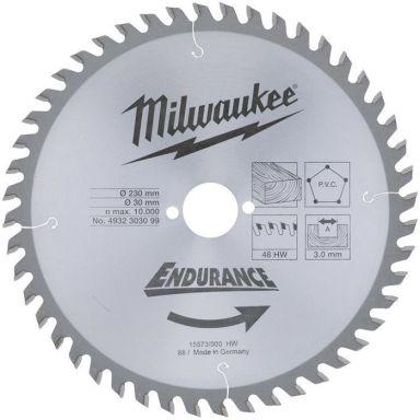 Milwaukee 4932303099 Sahanterä 230x3,0x30mm, 48T