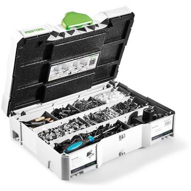 Festool KV-SYS D8 Systainer med förbindningsdelar