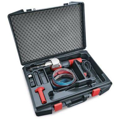 Flex FBE 8-140 Set Rörbandslip med tillbehör