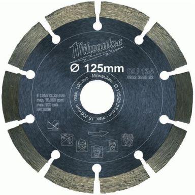 Milwaukee 4932399522 Sågklinga 125x22,2mm