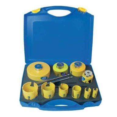 Pro-fit 351090819111 Hålsågsats 12 delar