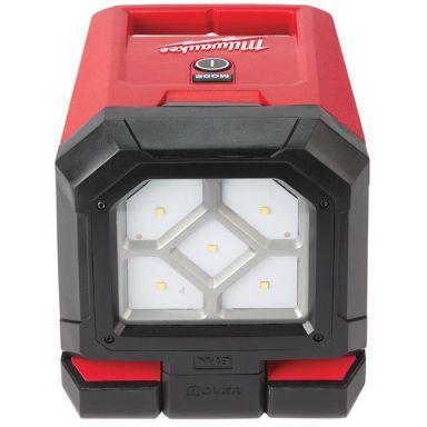 Milwaukee M18 PAL-0 Arbeidslampe uten batterier og lader