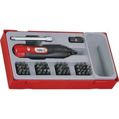 Teng Tools TTSD39 Momenskruvmejselsats 39 delar