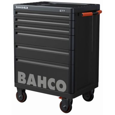 Bahco 1477K6BLACK Verktygsvagn utan verktygssats
