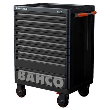 Bahco 1477K9BLACK Verktygsvagn utan verktygssats