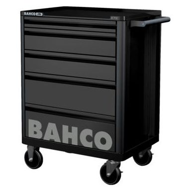 Bahco 1472K5BLACK Verktygsvagn utan verktygssats