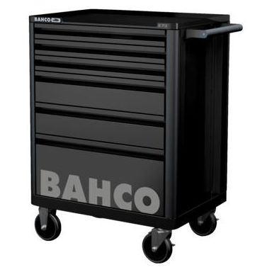 Bahco 1472K6BLACK Verktygsvagn utan verktygssats