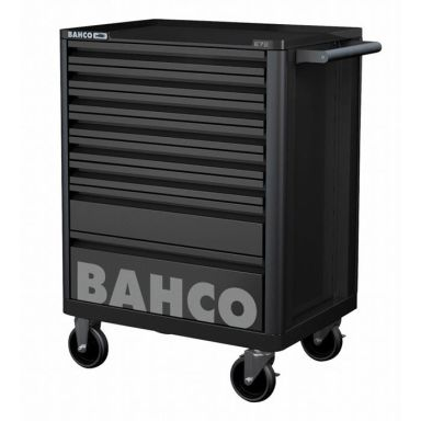 Bahco 1472K8BLACK Verktygsvagn utan verktygssats