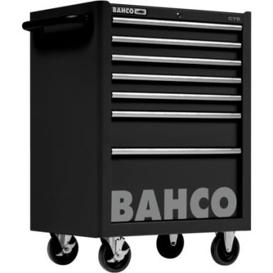 Bahco 1475K7BLACK Verktygsvagn utan verktygssats