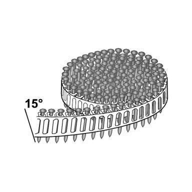 ESSVE FZV Ankerspiker 15°, 1800-pakning, 4,0x40 mm