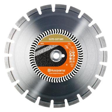 Husqvarna 579812030 ELITE-CUT S85 Diamantklinga 400x25,4 mm