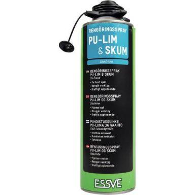 ESSVE Spray Skumrengöring transparent, 500ml
