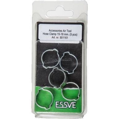 ESSVE 901161 Slangklämma 15-18mm, 5-pack