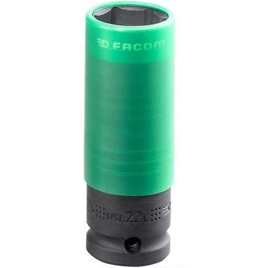 """Facom NSI.22L Voimahylsy 1/2"""", 22mm"""