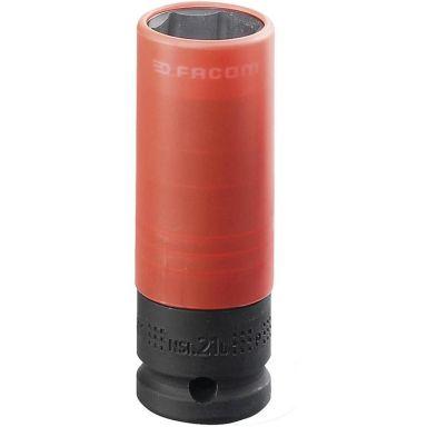 """Facom NSI.21L Voimahylsy 1/2"""", 21mm"""