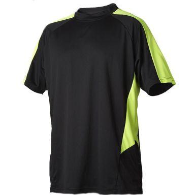Vidar Workwear V71005104 T-shirt gul/svart