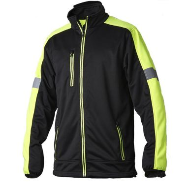 Vidar Workwear V70085103 Tröja gul/svart