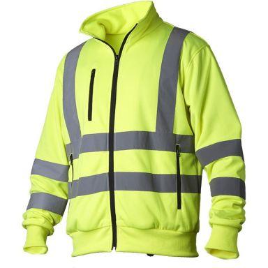 Vidar Workwear V70091005 Neulepaita huomiotakki, keltainen