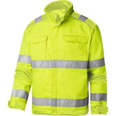 Vidar Workwear V40081208 Jacka gul