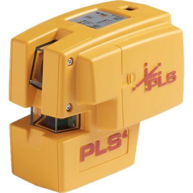 PLS 4 Korslaser med lasermottagare