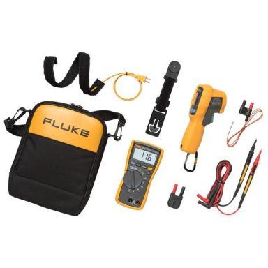 Fluke 116/62 MAX+ Instrumentssats