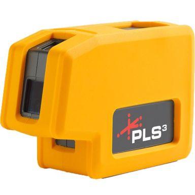 PLS 3 Punktlaser med röd laser