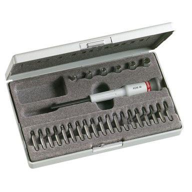 Facom AEM.J2 Micro-Tech bitssett 26 deler