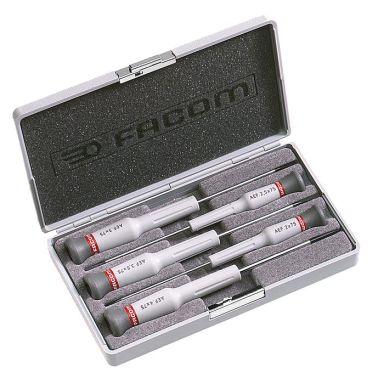 Facom AEF.J2 Ruuvitalttasarja Micro-Tech, 5 osaa