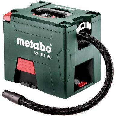 Metabo AS 18 L PC Pölynimuri ilman akkuja ja laturia