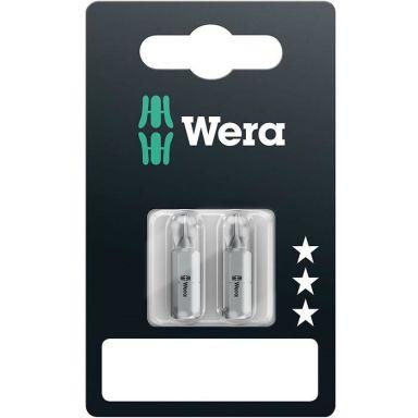 Wera 851/1 Z SB Bits PH 2 x 25, 2-pack
