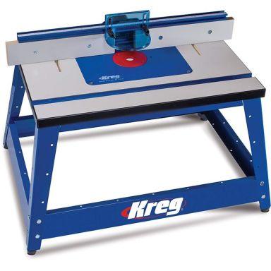 Kreg PRS2100 Jyrsintäpöytä lyhyt rinnakkaisvaste