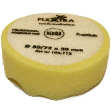 Flexxtra 100112 Polerrondell 5-pakning
