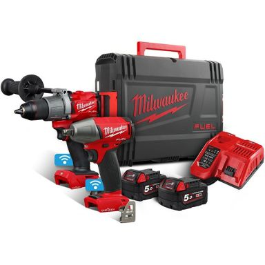 Milwaukee M18 ONEPP2B2-502X Työkalupaketti