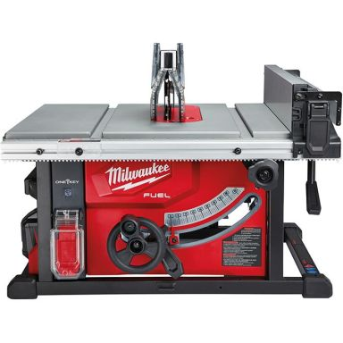 Milwaukee M18 FTS210-121B Bordssåg med 12,0Ah batteri och laddare
