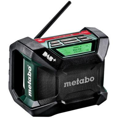 Metabo R 12-18 DAB+ BT Radio ilman akkua ja laturia